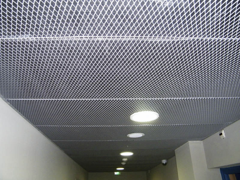 Wire Mesh Suspended Ceiling Tile Decorative Marianitech