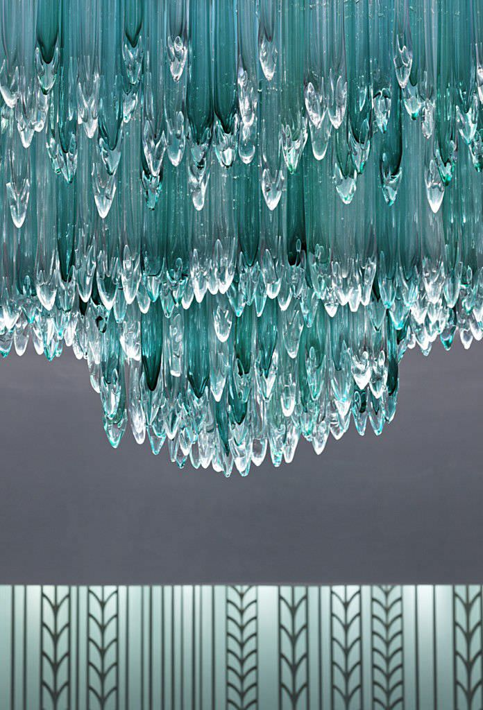 teal turquoise kids ceiling fixture in firefly lighting luna light girls chandelier nursery products