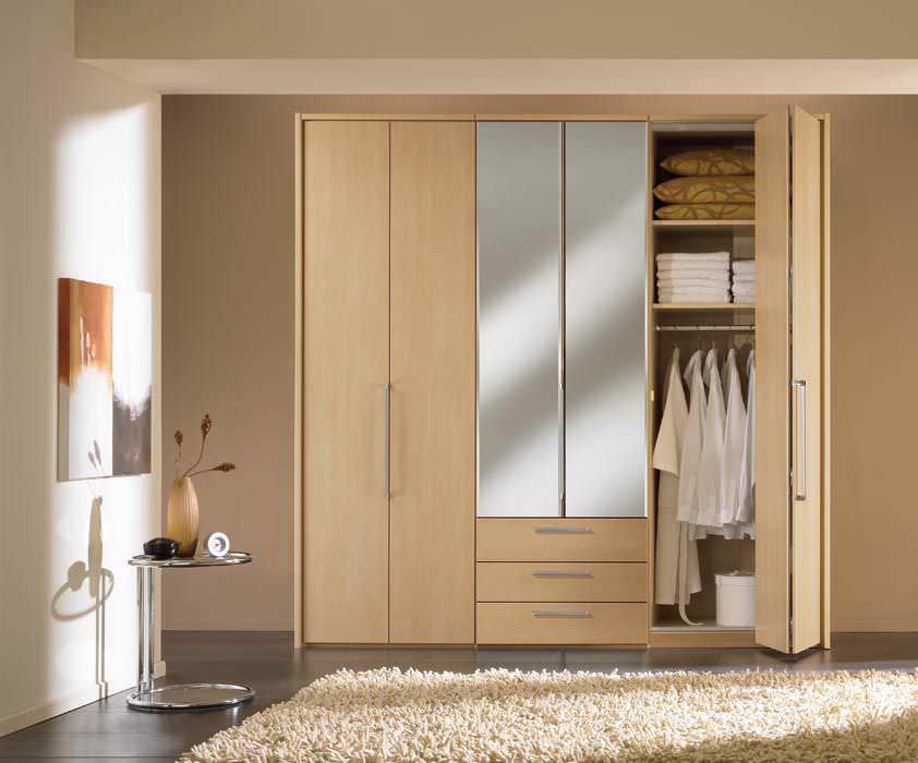 ... Contemporary Wardrobe / Wooden / With Swing Doors HORIZONT 7000 Nolte  ... Ideas