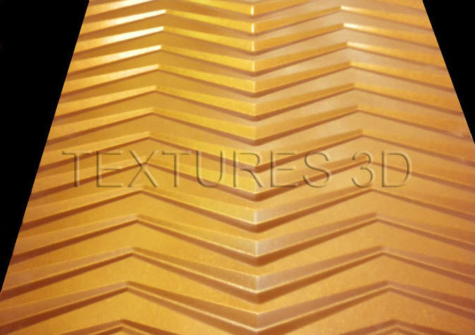 MDF decorative panel / wall-mounted / 3D - 70HD-OCE70 - Textures 3D ...