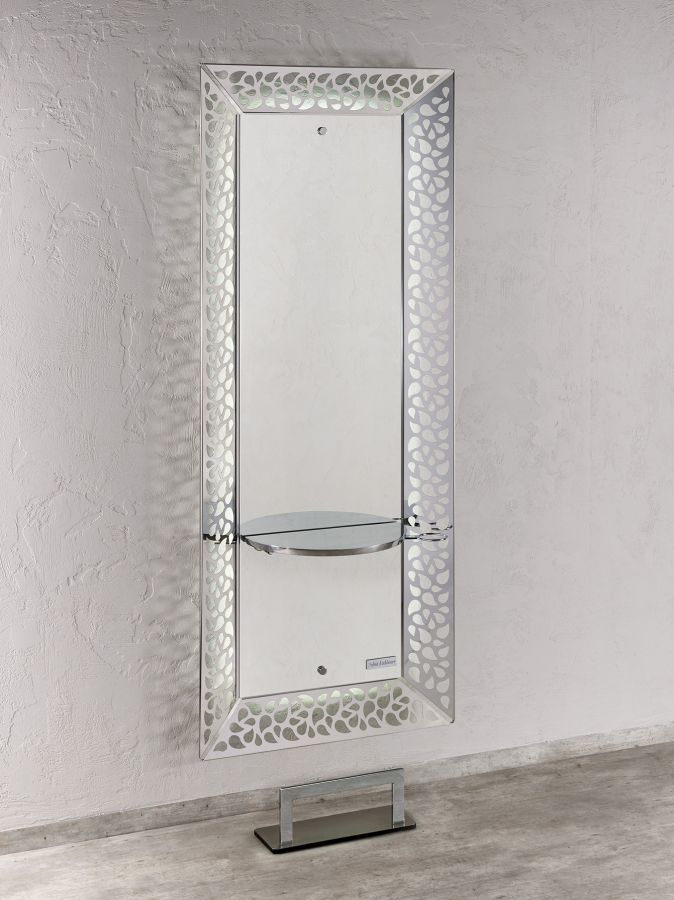 Contemporary Dressing Table Glass Wall Mounted For Hairdressers Treasure