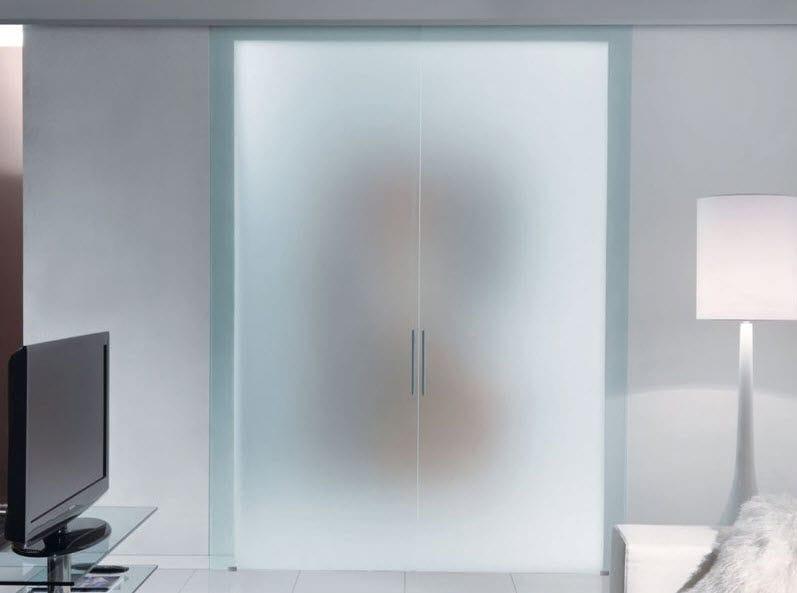 Glass Double Door interesting glass double door texture n throughout inspiration
