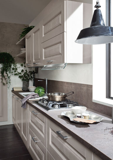 Traditional kitchen / wooden - OLIMPIA: CREMONA - Ar-Tre