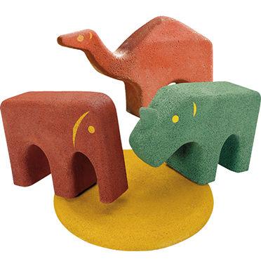 ... Play Furniture EUROFLEX® Elephant, Rhino, Dromedary, Pony KRAIBURG  Relastec GmbH U0026 Co ...