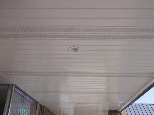 Aluminum Suspended Ceiling / Panel   WIND LOK SOFFIT MPS L MPV