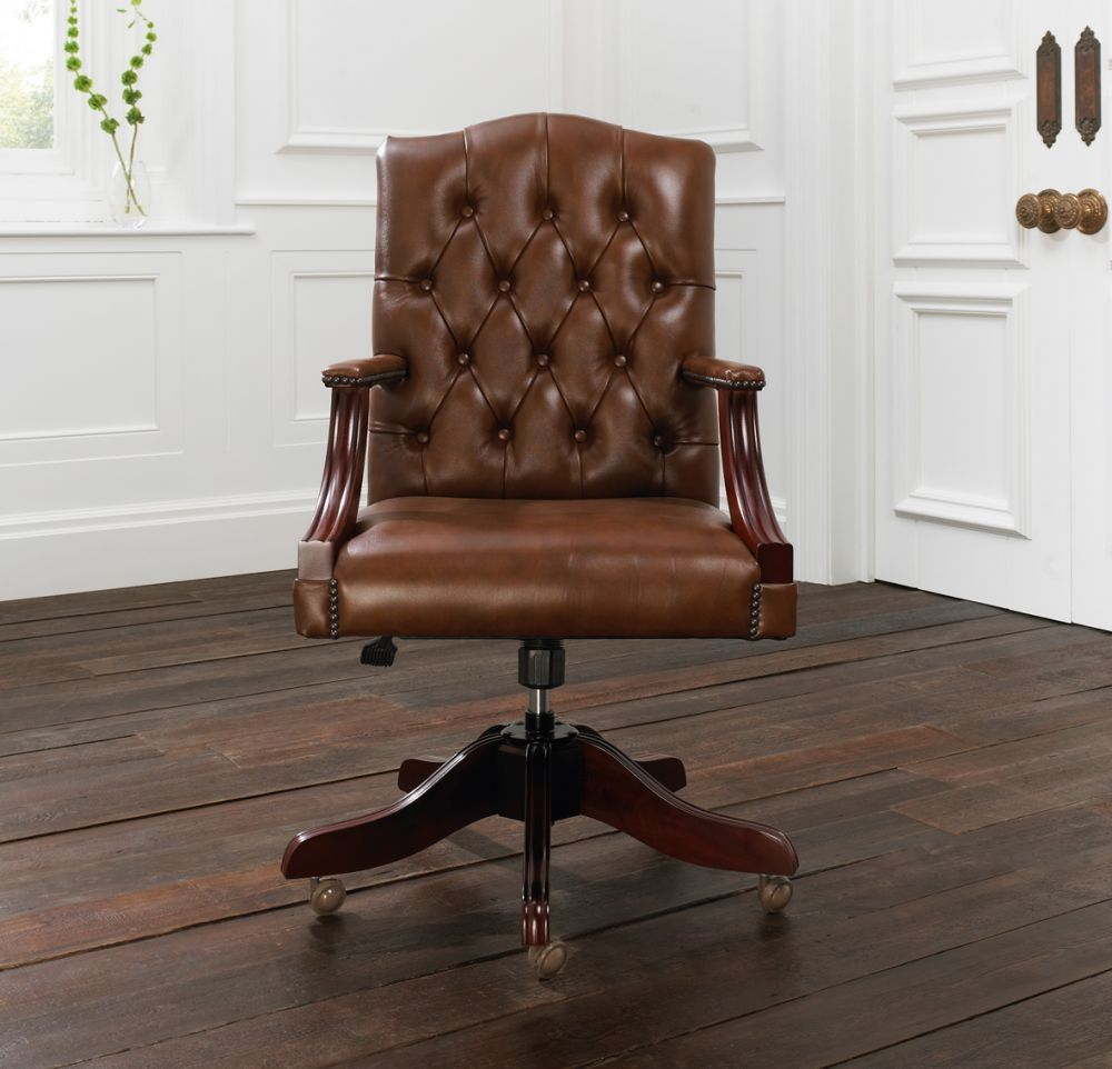 armchair leather Traditional home base office star dCxWQrBoe