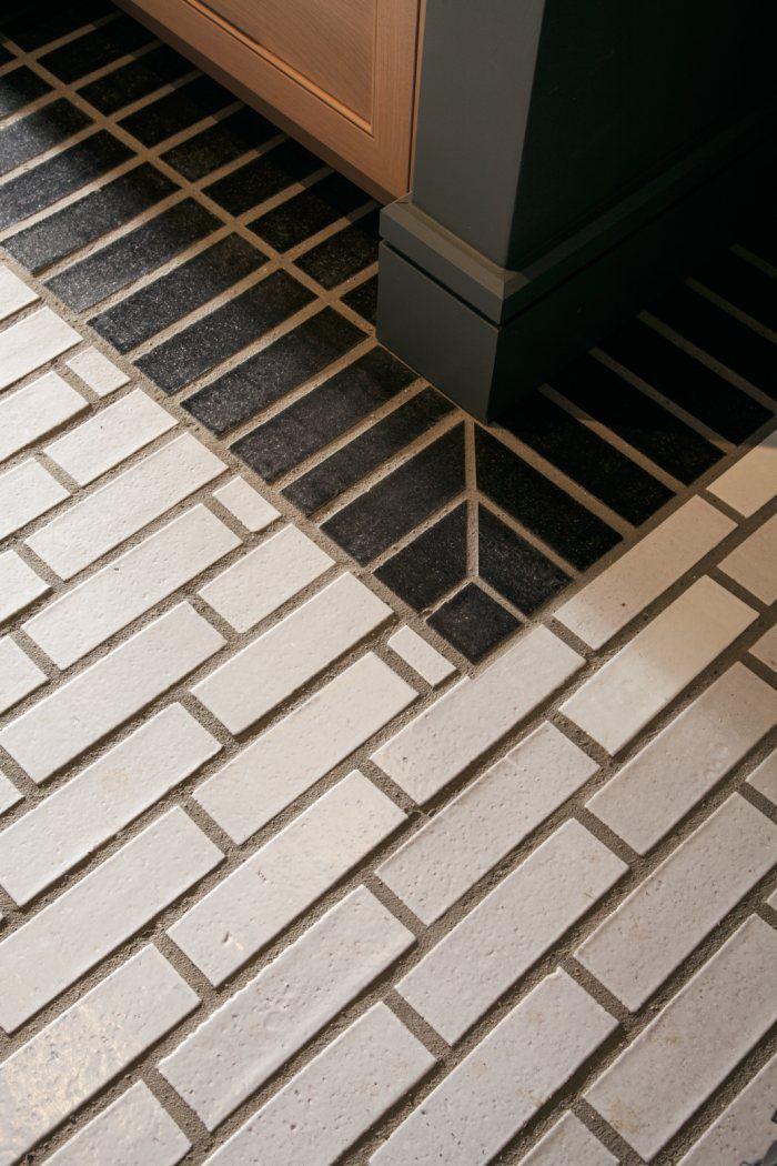 Kitchen Tile Floor Wall Ceramic Brick Cotton Fireclay Tile