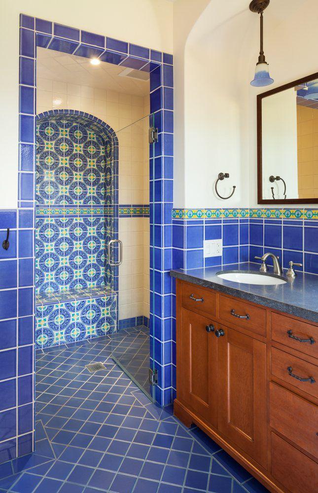 Bathroom Tile Floor Wall Ceramic Royal Fireclay Tile