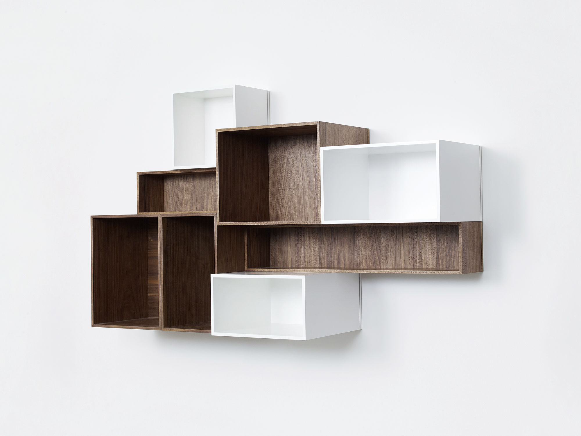 contemporary bookcase  mdf  cd and dvd rack  mymito gmbh - contemporary bookcase  mdf  cd and dvd rack