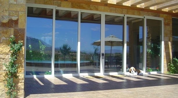 Lift And Slide Patio Door Aluminum Double Glazed Thermal Break