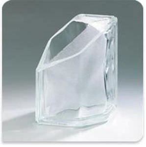 curved glass brick structure hedron lx corner decora pittsburgh corning