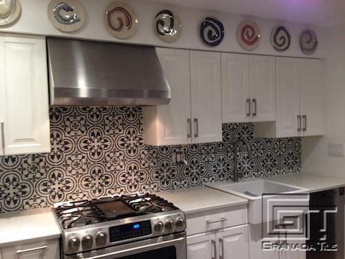 Indoor Tile / Kitchen / Floor / Cement   CLUNY 888