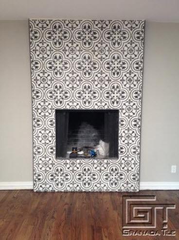 Indoor Tile Kitchen Floor Cement