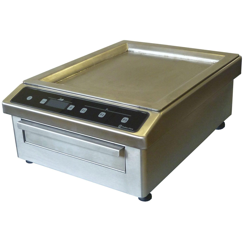 electric grill countertop commercial bioline bgic
