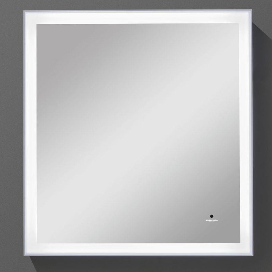 Wall Mounted Bathroom Mirror / LED Illuminated / Contemporary / Rectangular    PRIMUS