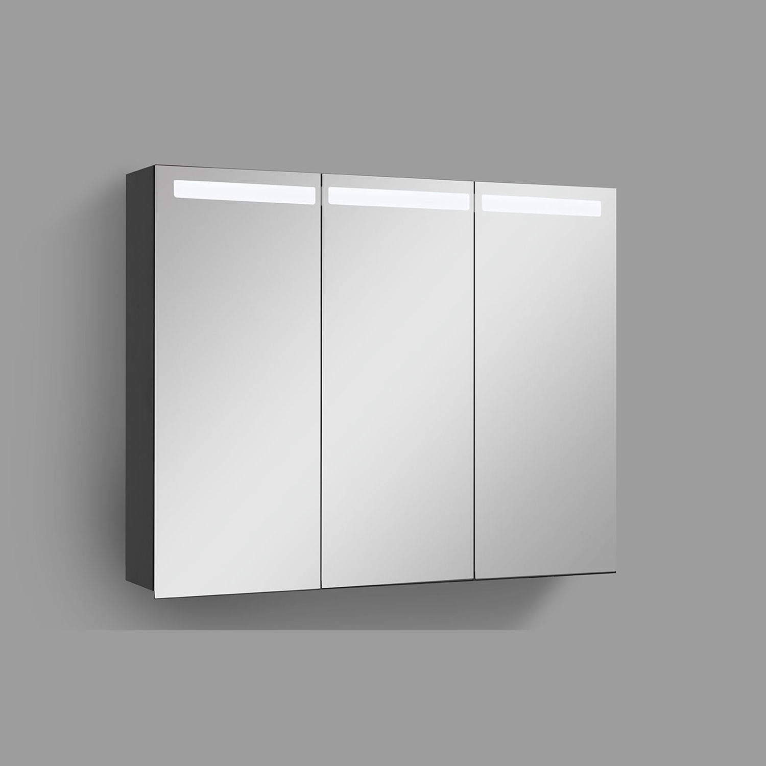 Mirrored bathroom wall cabinet - BOX - ARTELINEA