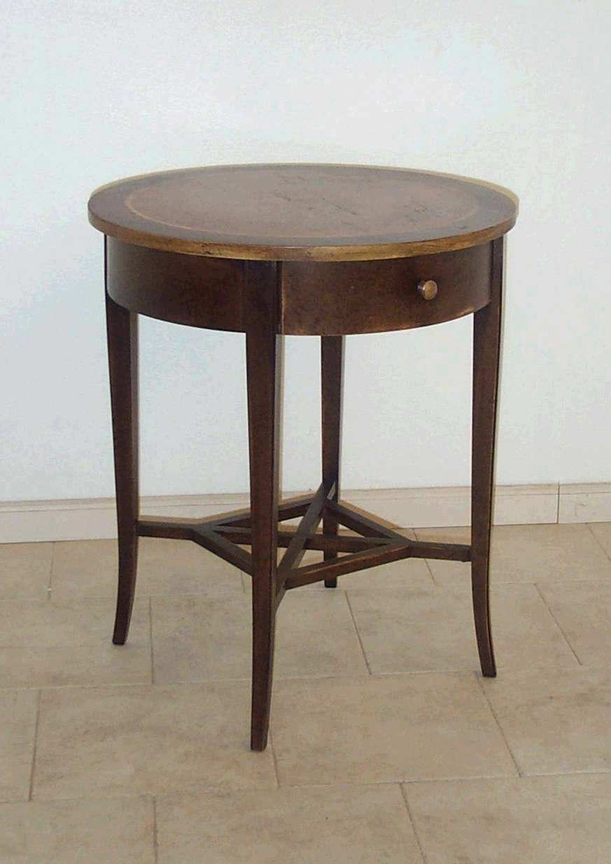 Classic bedside table - Side Table Classic Wooden Pr 1960