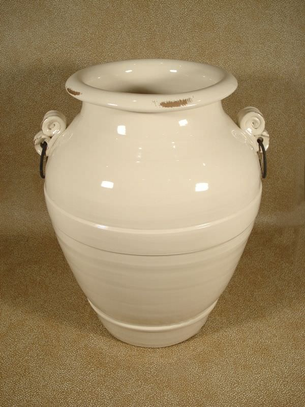 Traditional Vase Clay Ci B5030s Signature Home Collection