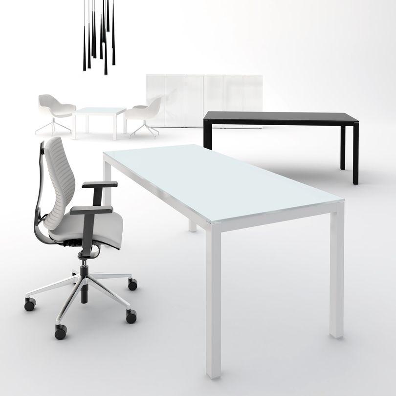 krystal executive office desk. Krystal 1 Executive Office Desk By Uffix