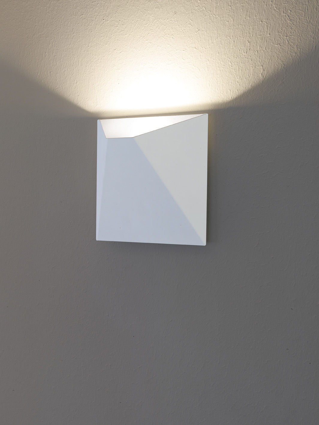 contemporary wall lighting. Contemporary Wall Light / Metal LED Square Lighting