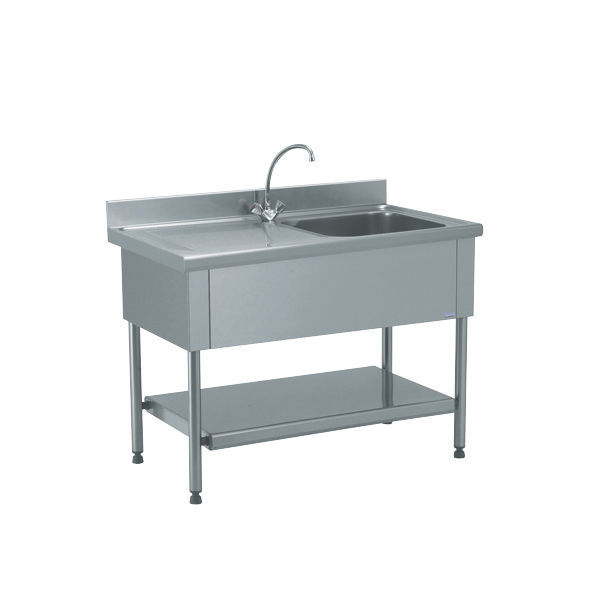 Kitchen Sink Cabinet With Legs For Commercial Kitchens 816 661 Tournus
