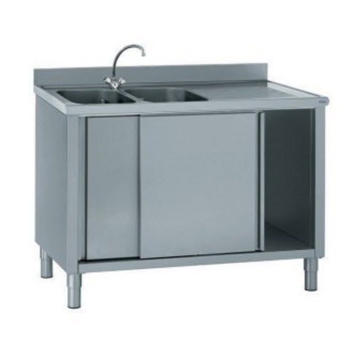 Kitchen Sink Cabinet With Legs / For Commercial Kitchens   806 794