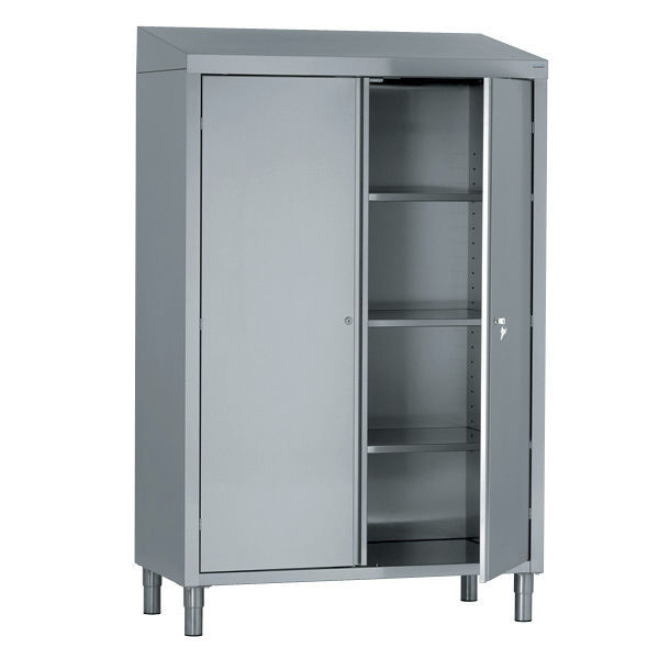 Contemporary Storage Cabinet For Kitchen Stainless Steel Commercial