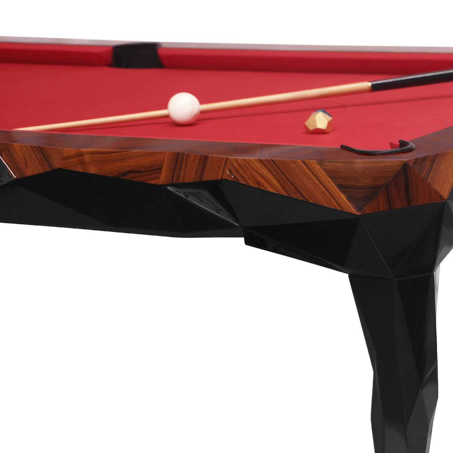 ... New Baroque Design Pool Table / Commercial ...