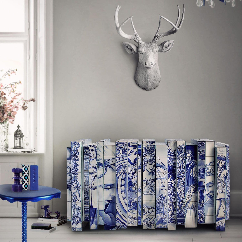 Original design sideboard / lacquered wood - HERITAGE - BOCA DO LOBO ...
