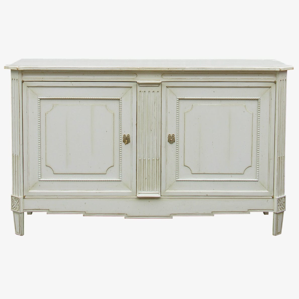 Louis XVI style sideboard / wooden - 582 - MOISSONNIER