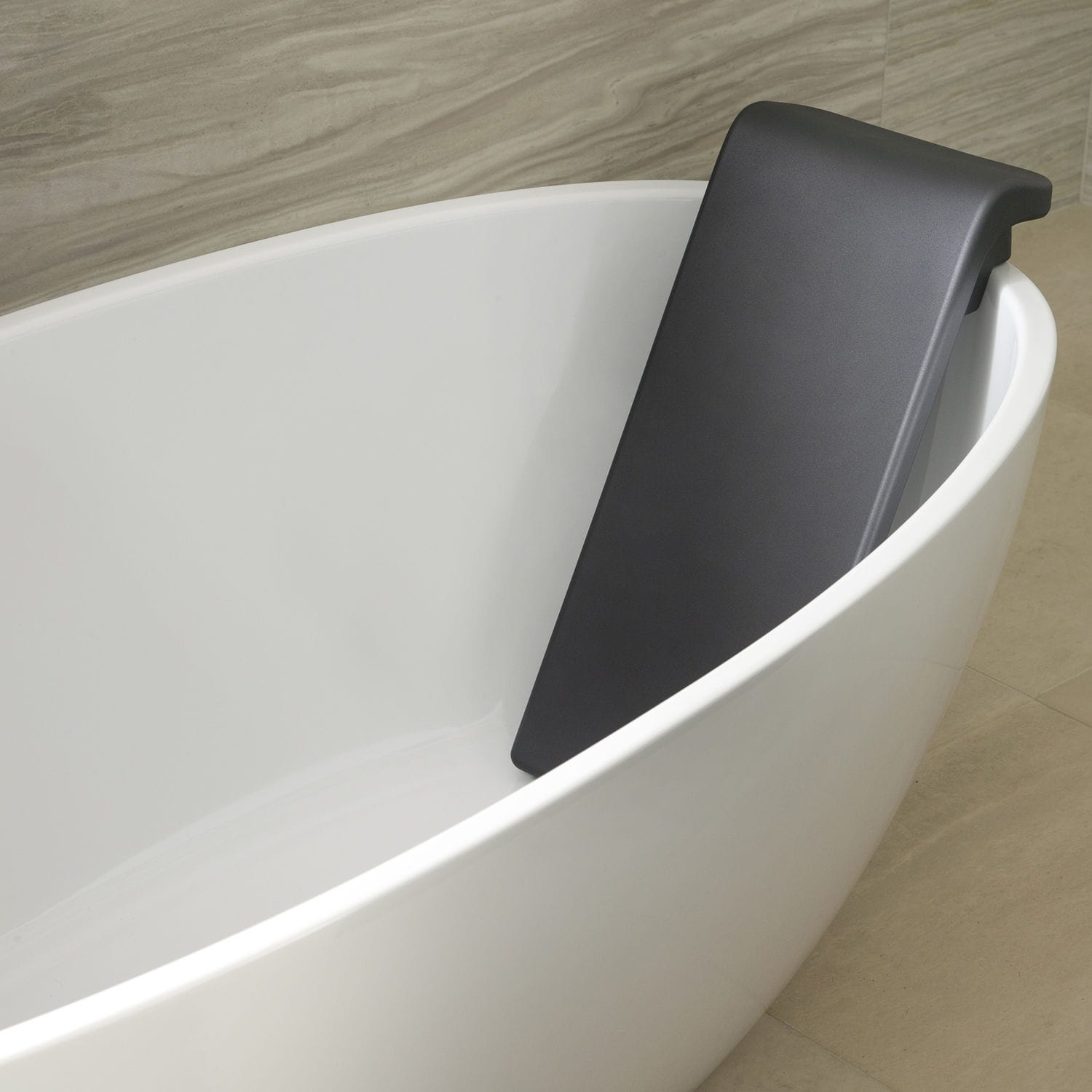 Bathtub backrest headrest - Bathroom Backrest Barcelona