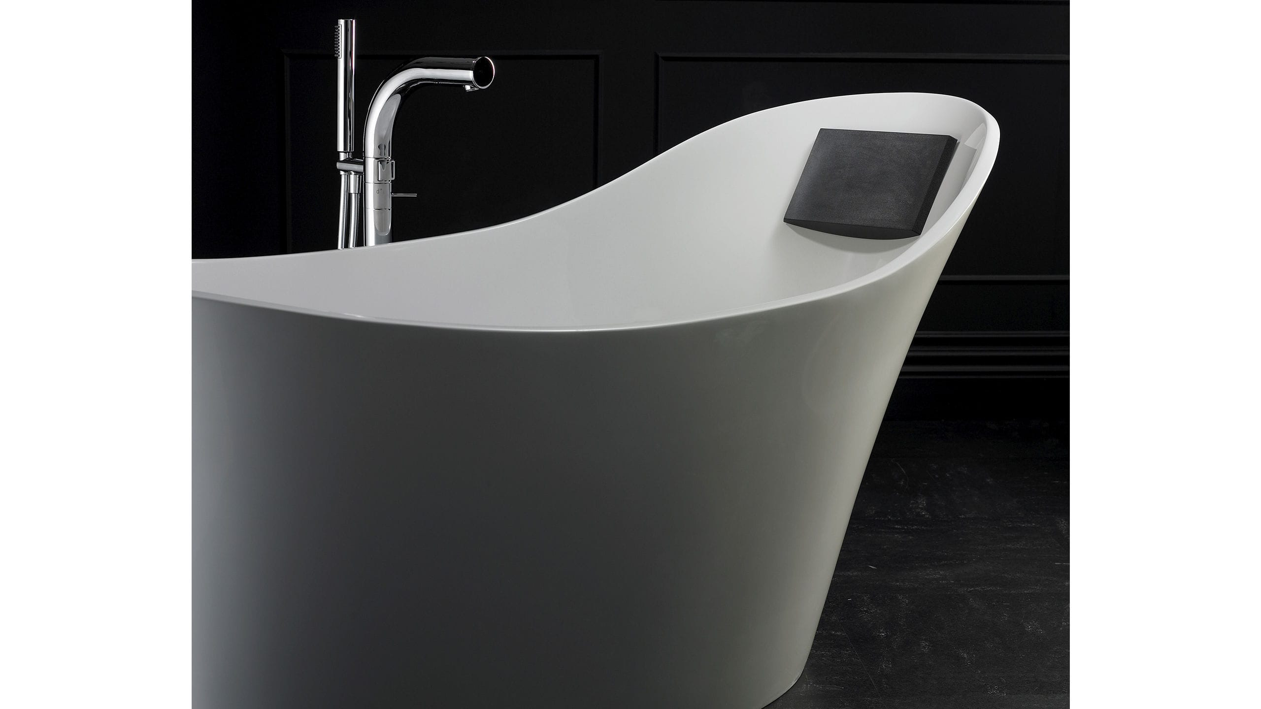 Bathtub backrest headrest -  Bathtub Headrest Amalfi Victoria Albert