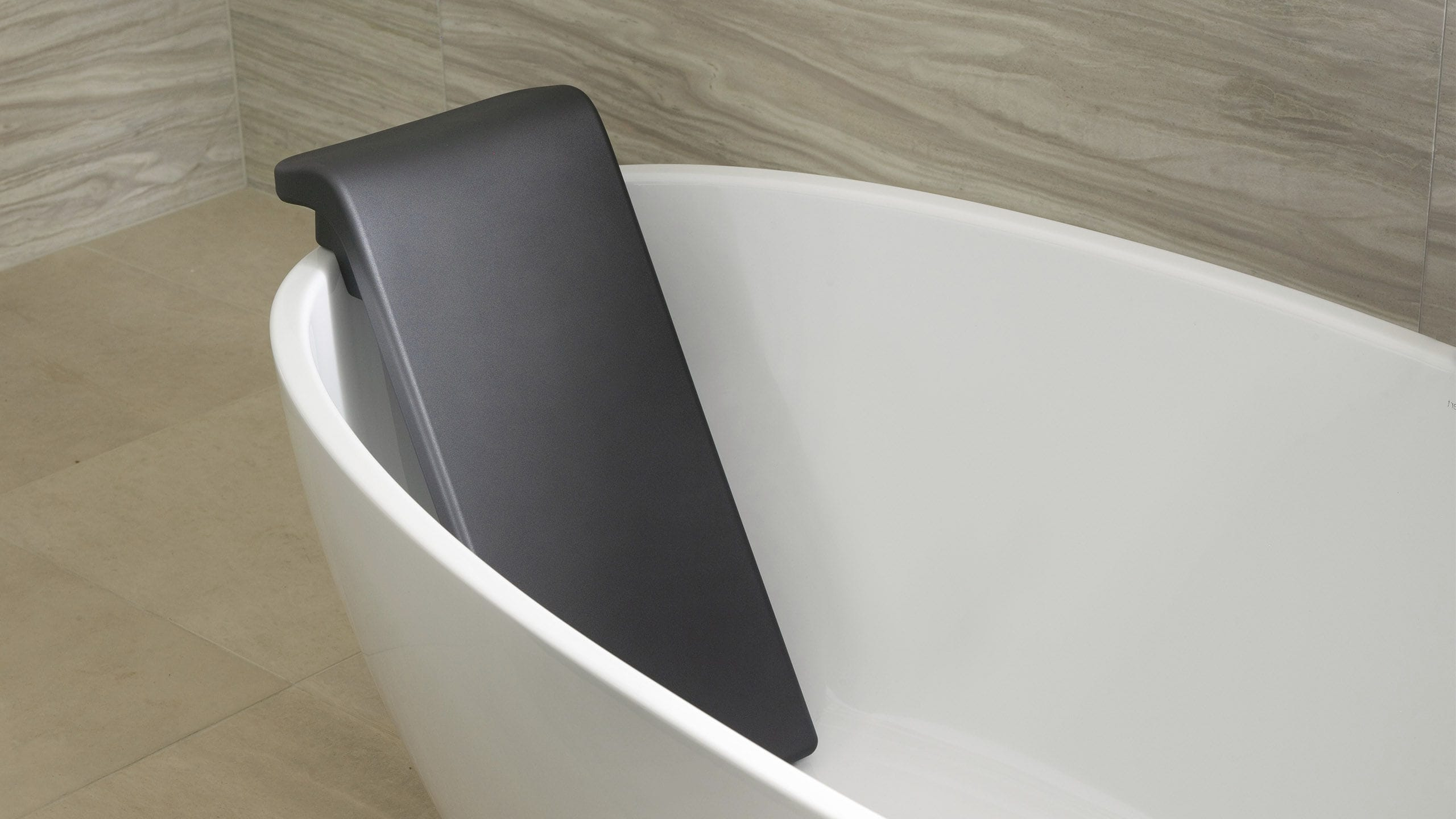Bathtub backrest headrest -  Bathroom Backrest Barcelona Victoria Albert