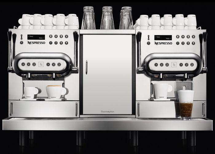 Nespresso Machine Commercial
