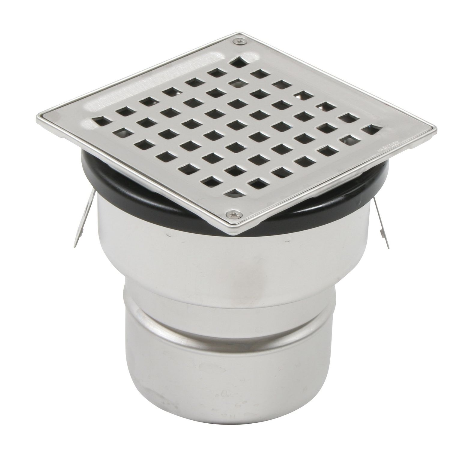 Kitchen Floor Drains Stainless Steel Floor Drain Square Patio For Showers