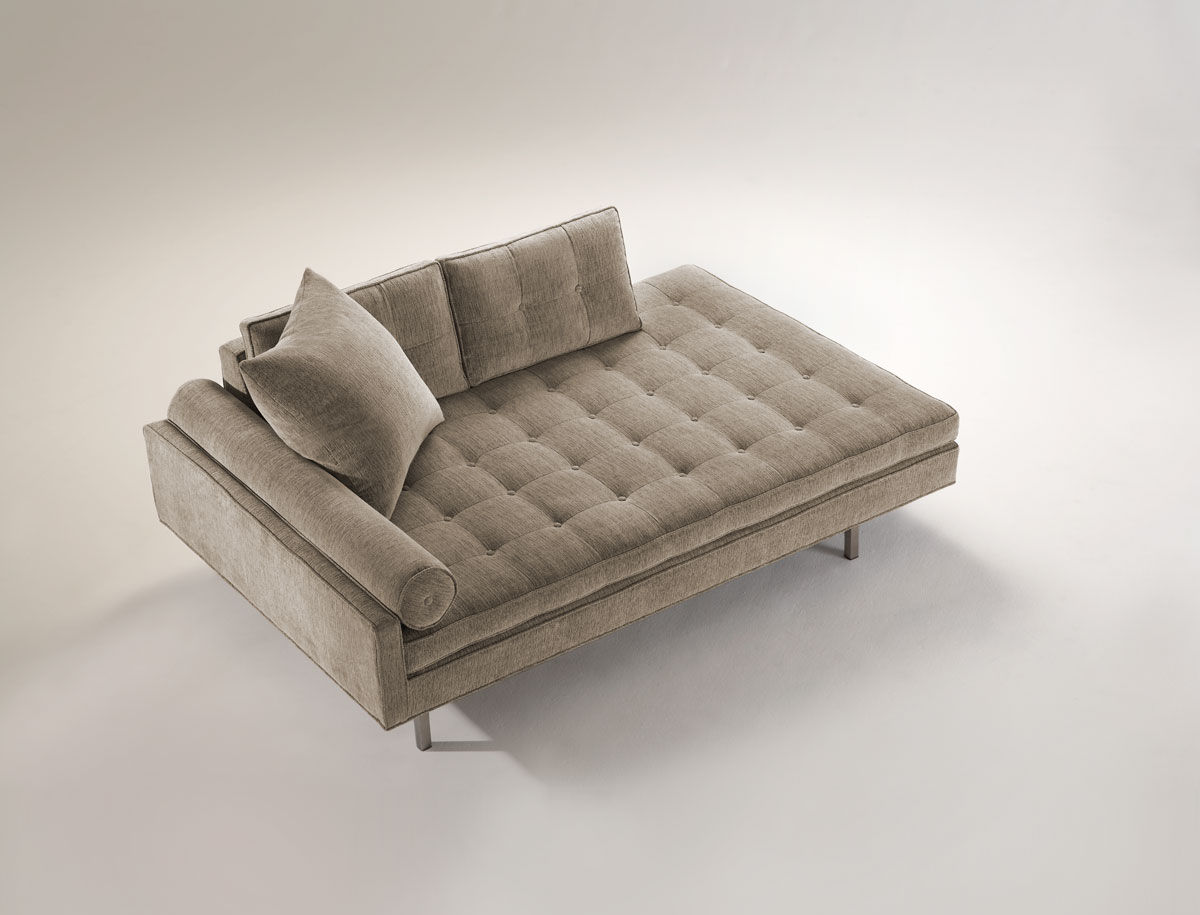contemporary daybed  fabric  indoor  chicago lounge double back. contemporary daybed  fabric  indoor  chicago lounge double back