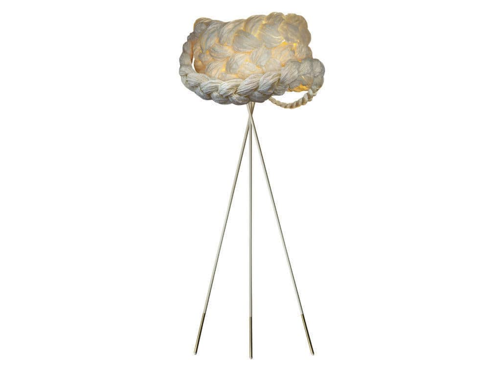 Floor Standing Lamp / Original Design / Painted Steel / Paper ...