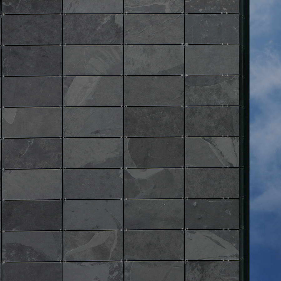 Slate Cladding Textured Panel Stone Look