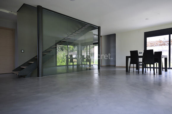 cement flooring concrete flooring for domestic use smooth waterproof notte