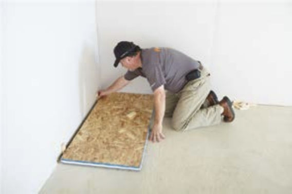 Thermal Insulation Expanded Polystyrene Interior For Flooring