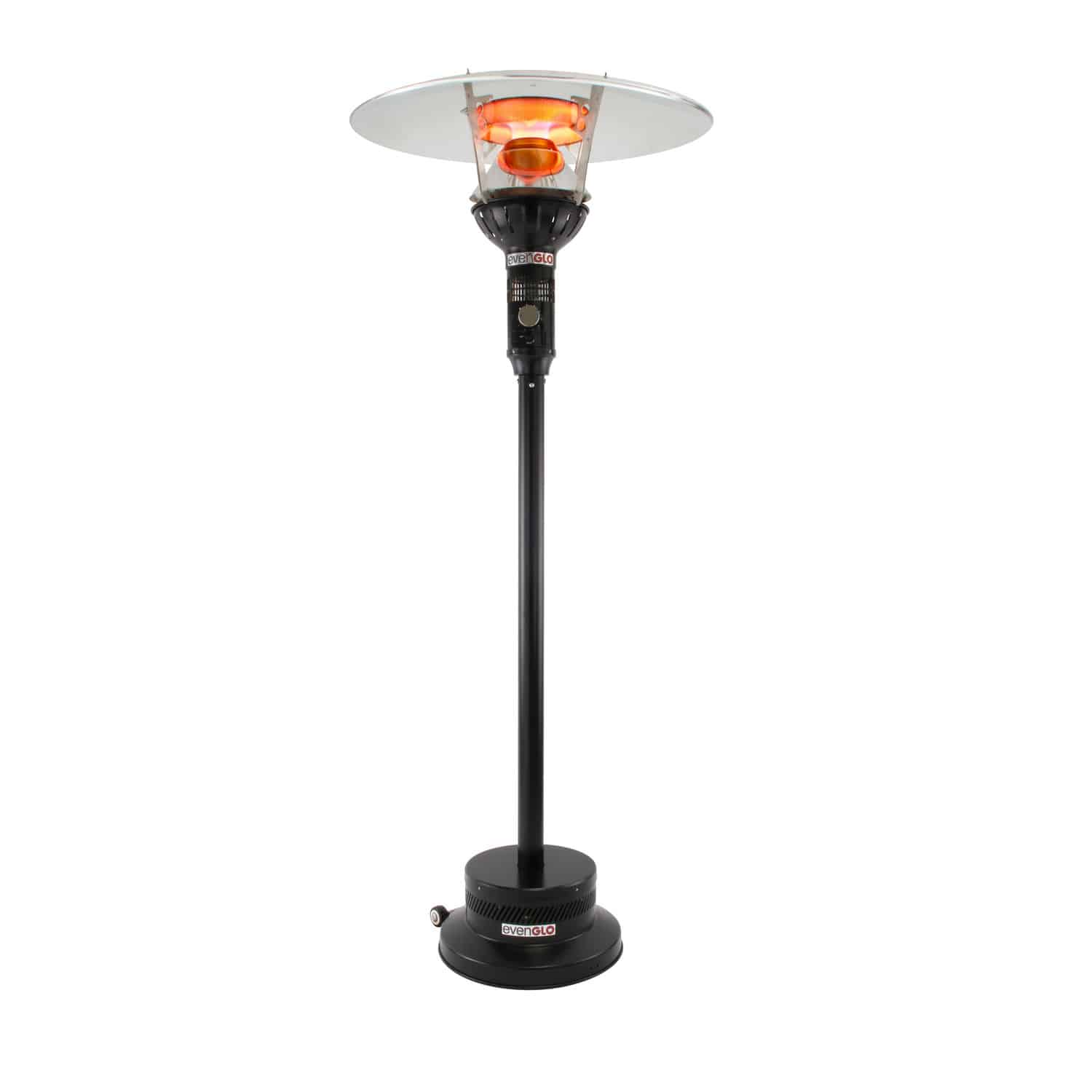 floor mounted infrared patio heater gas portable evenglo ga301mp - Infrared Patio Heater
