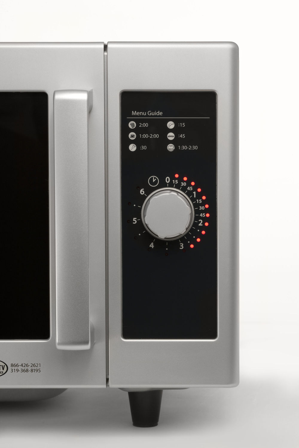 Electric Oven Commercial Microwave Rms510ds Acp Menumaster Amana
