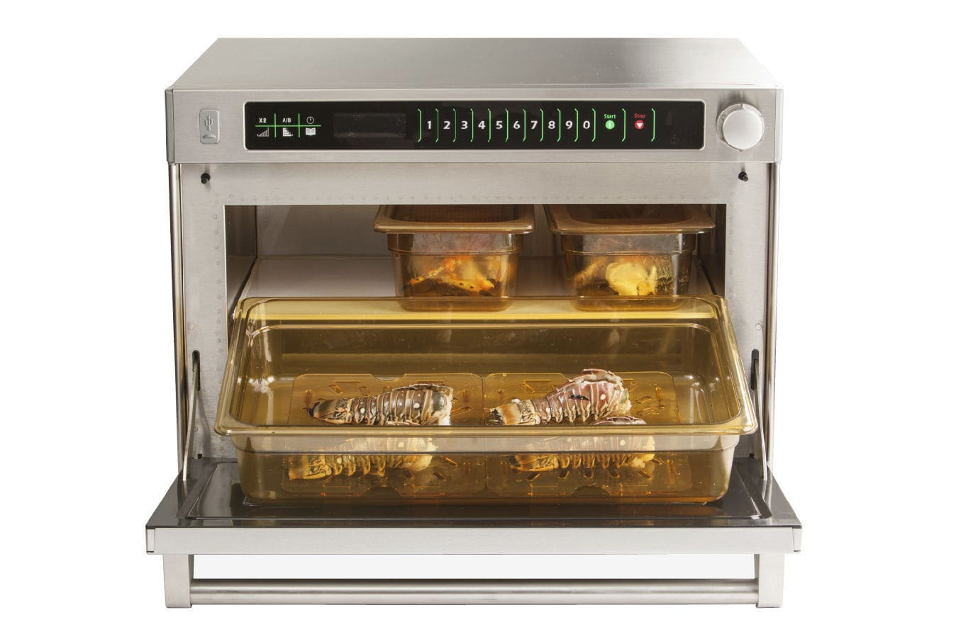 Electric Oven Commercial Microwave Convection Mso22 Acp Menumaster Amana