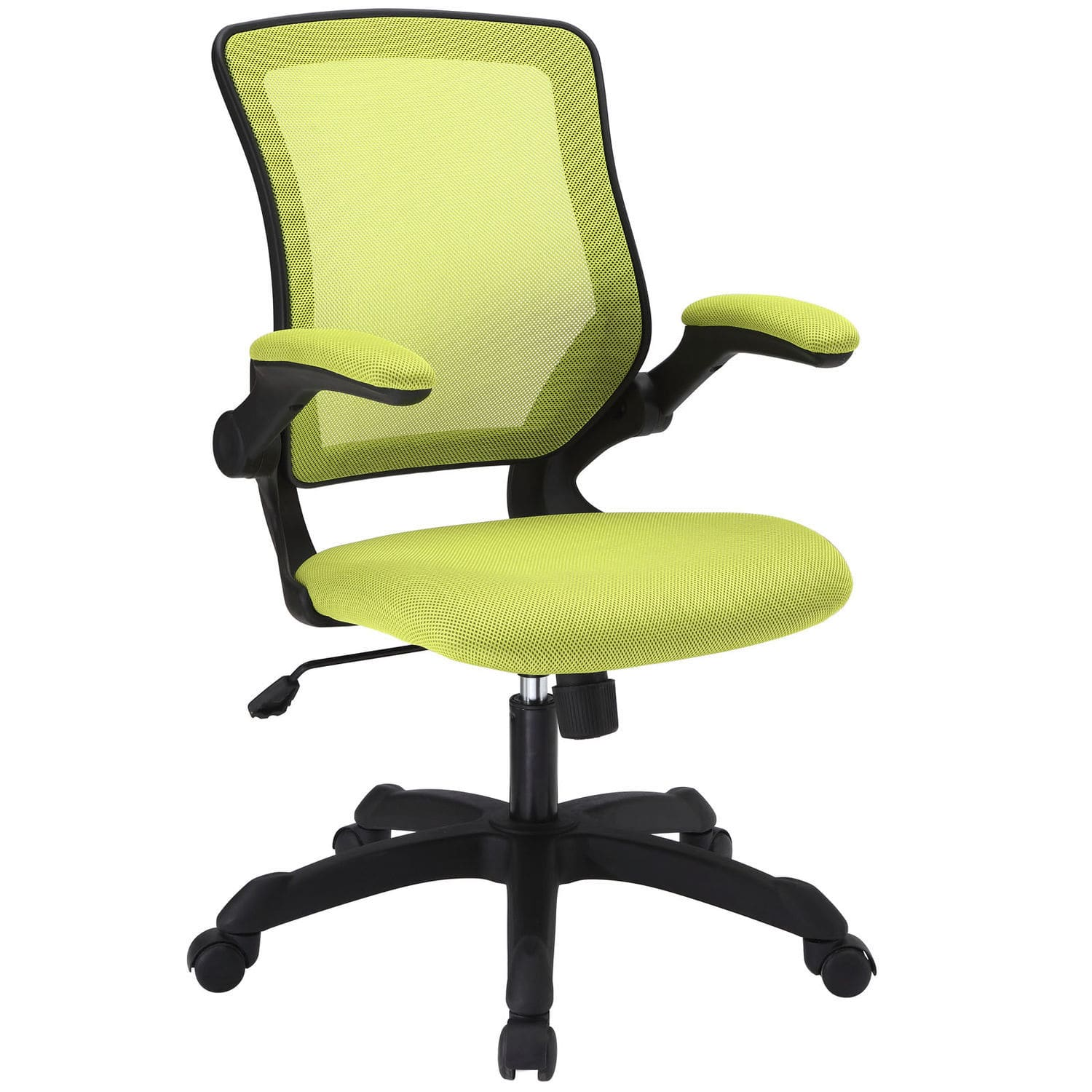 Contemporary Office Chair Reclining Adjustable Height