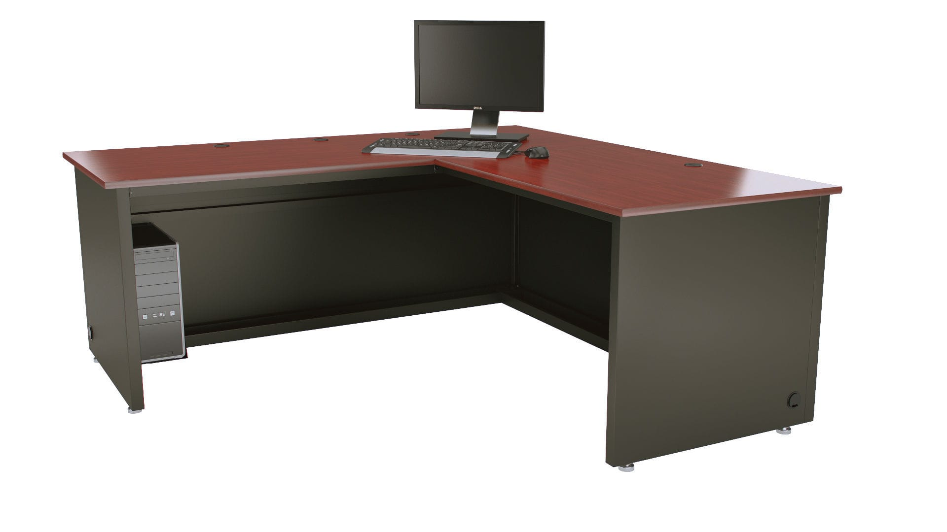 ... Executive Desk / Wooden / Laminate / Contemporary