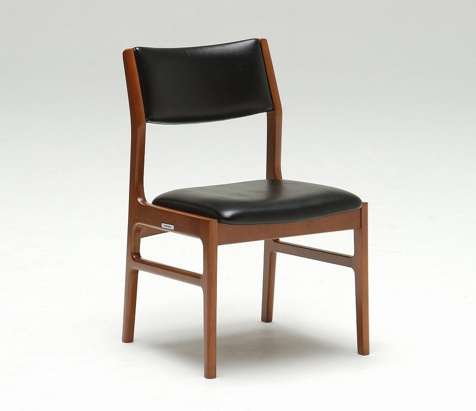 Attrayant ... Traditional Chair / Upholstered / Wooden / Black ...