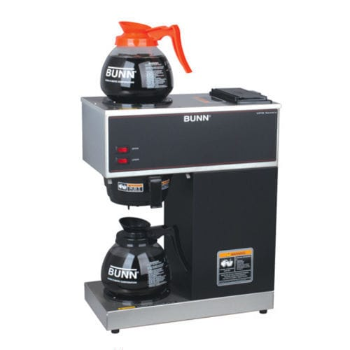 Filter coffee machine / commercial / manual vpr aps bunn-o.