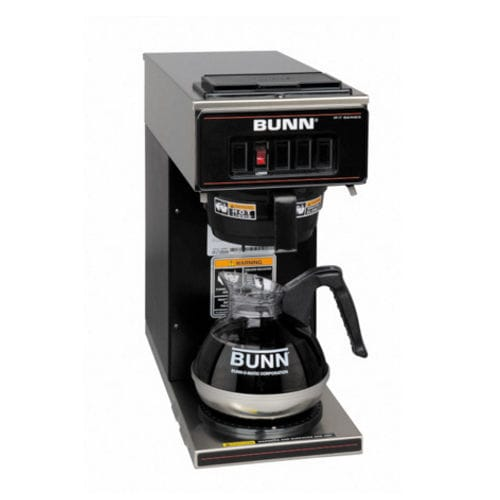 Filter Coffee Machine Commercial Manual Vp17 1 Bunn O Matic