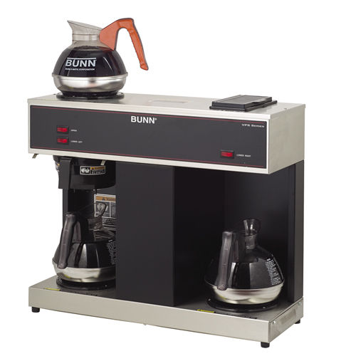 filter coffee machine commercial manual 2 group vps bunn o rh archiexpo com