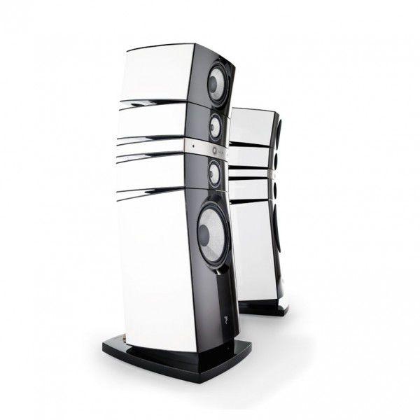 floor-standing speaker - grande utopia em - focal - videos